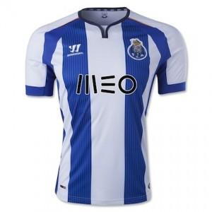 Porto Home Shirt 2014 - 2015