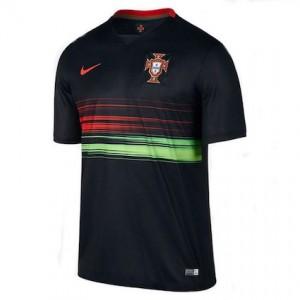 Portugal Away Shirt 2015 - 2016