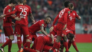 Predictions for the DFB Pokal Quarterfinal Matches 2016 Bayern