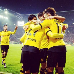 Predictions for the DFB Pokal Quarterfinal Matches 2016 BVB