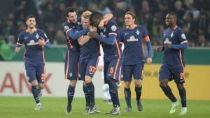 Predictions for the DFB Pokal Quarterfinal Matches 2016 Werder