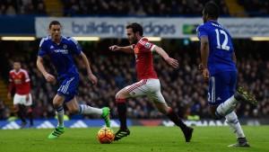 Premier League 2015-16 Week 25 Man Utd
