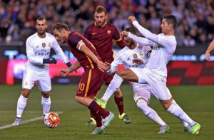 Preview of the Champions League Quarterfinals Real Roma