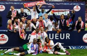 PSG and Lille Bound for Coupe de la Ligue Final 2011/16