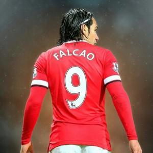 Ramadel Falcao Man Utd