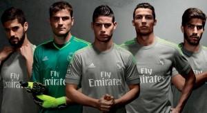 ... Real Madrid Away Kit 2015 - 2016 Adidas 2cf3cadbb