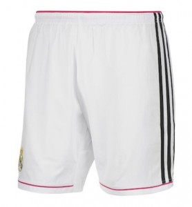 Real Madrid Home Shorts 2014/15