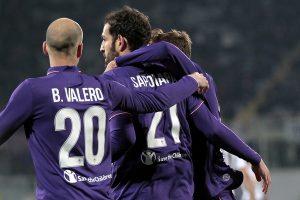 Riccardo Saponara at Fiorentina Teammates