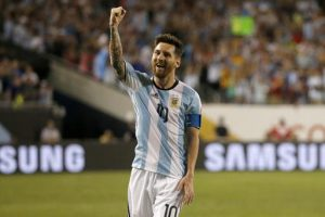 Ronaldo and Messi - Euro 2016 V Copa America Argentina