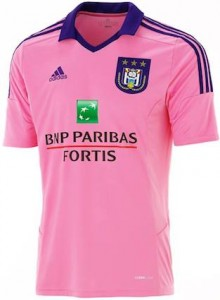 RSC Anderlecht Away Shirt 2014 - 2015