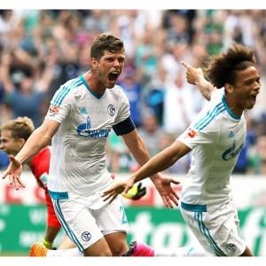 Schalke 04 in Sixth Place as Bundesliga Restarts Huntelaar