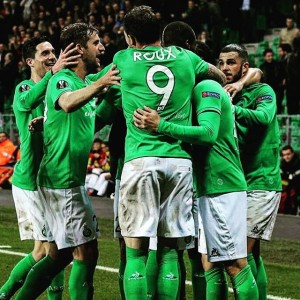 Second Place in the 2015/16 Ligue 1 ASSE