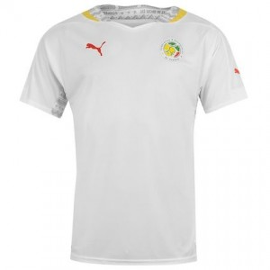 Senegal Home Shirt 2014 - 2015
