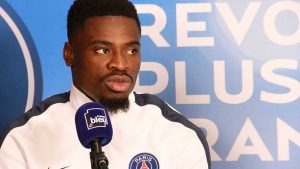 Serge Aurier PSG Apology