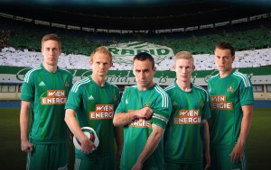 SK Rapid Vienna Prospects for 2015 - 2016 Kit