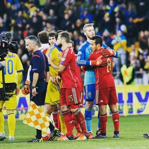 Spain Bounce Back Euro 2016 Qualifiers