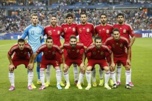 Spain Bounce Back to Qualify for Euro 2016