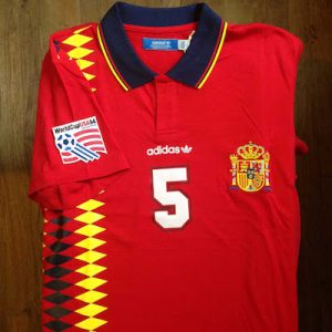 6d45df30840 Spain Football Kit - 2018 World Cup Home Kit Launched