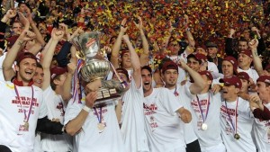 Sparta Prague Prospects 2015 - 2016 History
