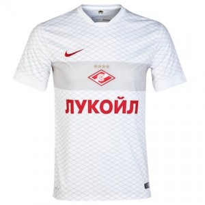 Spartak Moscow Away Shirt 2014 - 2015