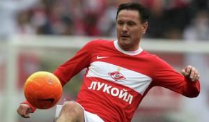 Spartak Moscow Coach Alenichev