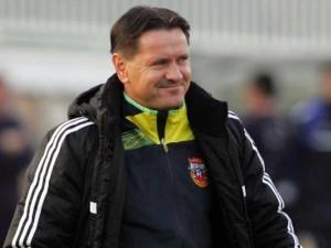Spartak Moscow Coach Dmitri Alenichev