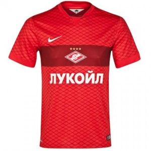 Spartak Moscow Home Shirt 2014 - 2015