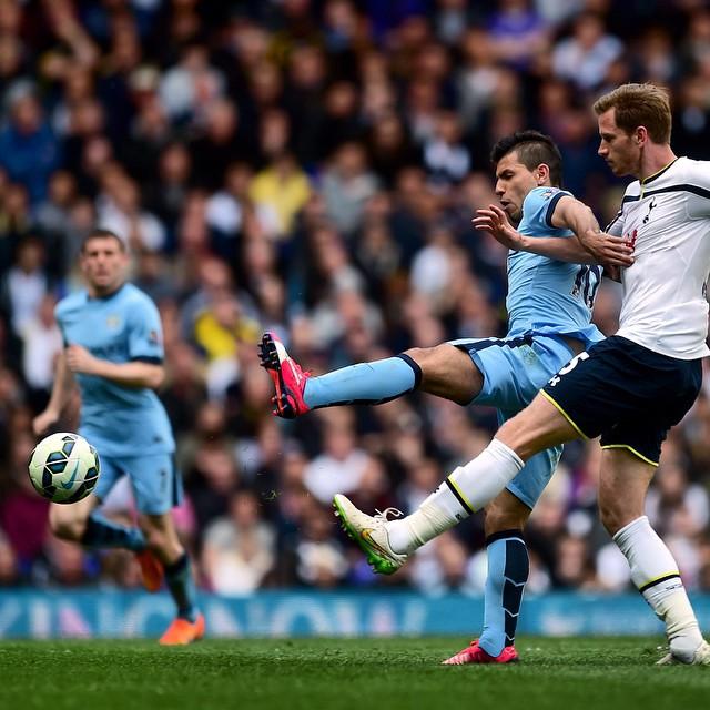 Tottenham Vs Ajax Home Or Away: Tottenham Hotspur Away Jersey 2014 - 2015