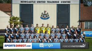 The Problem at Newcastle United Squad 2015