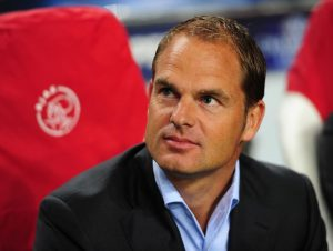 Three suggestions for the next Everton manager Frank de Boer