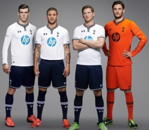 Tottenham Home Kit