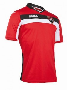 Trinidad and Tobago Home Shirt 2015 - 2016