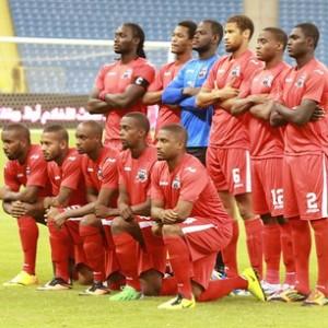 Trinidad and Tobago Team Picture