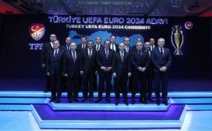 Turkey Confirms Interest to Host 2024 European Champions Turkey Candidate