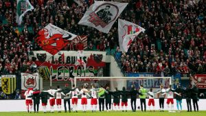 UEFA to Remove One of the Red Bull Clubs from the UCL Leipzig Home Fans