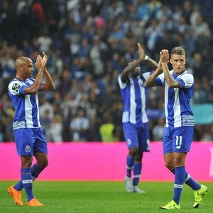 Week One Premeira Liga 2015 - 2016 FC Porto