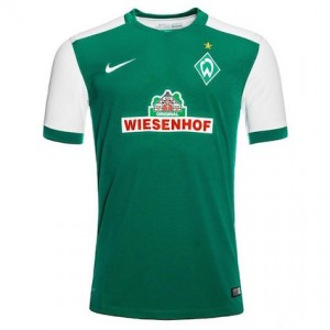Werder Bremen Home Shirt 2015 - 2016