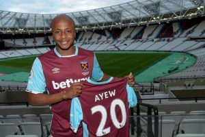 West Ham Sign Andre Ayew Summer 2016