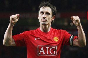 What Next for Gary Neville Man Utd
