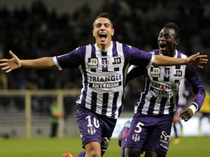 Wissam Ben Yedder Excels Toulouse