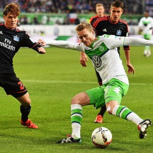 Wolfsburg End 2015 with a Four Game Dry Spell Hamburger