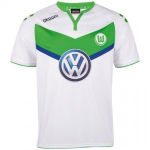 Wolfsburg Home Shirt 2015 - 2016