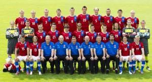 World Cup 2018 UEFA Qualifying Group C Czech Republic