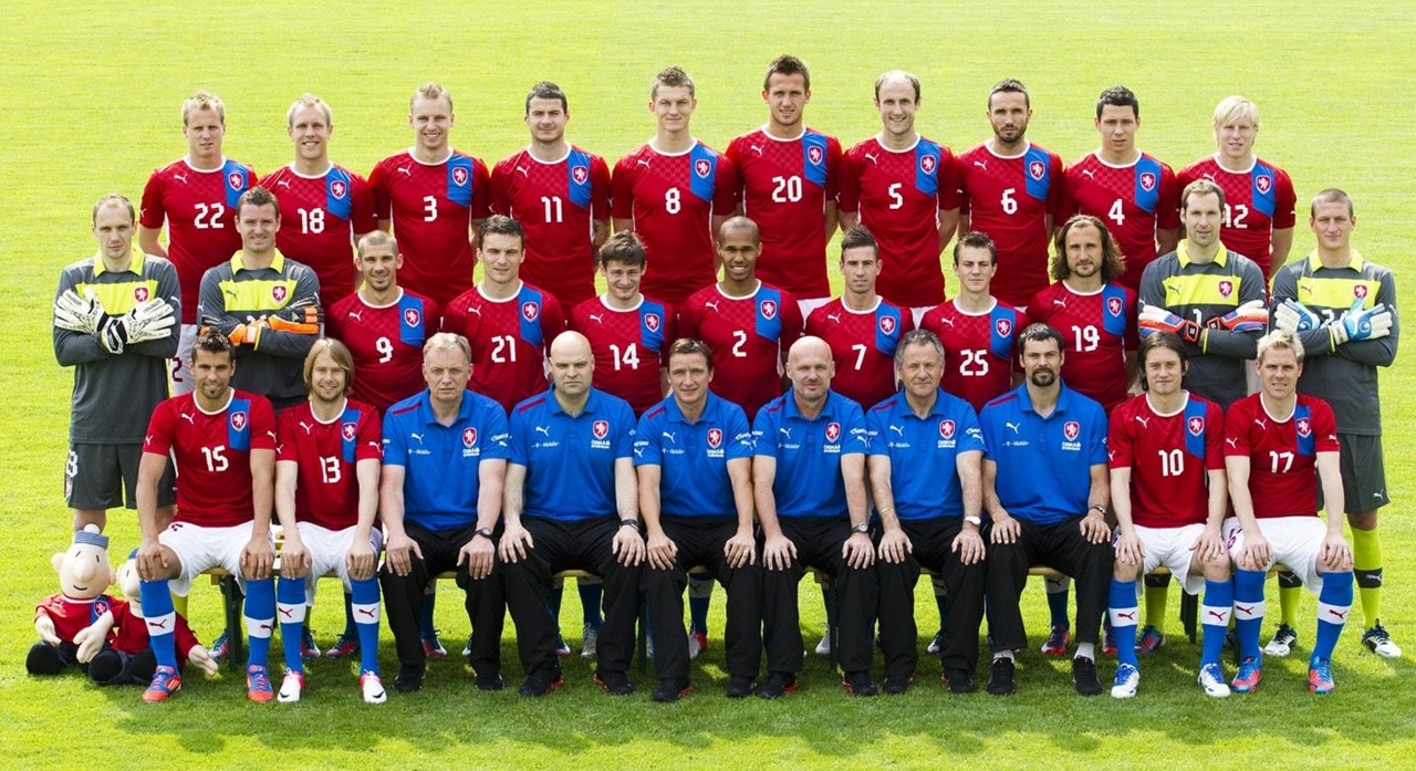 ... World Cup 2018 UEFA Qualifying Group C Czech Republic shirt 2014 2015  will undoubtedly be worried that their football ... 74328dcaf