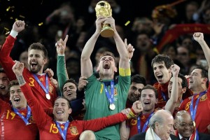 World Cup 2018 UEFA Qualifying Group G Spain