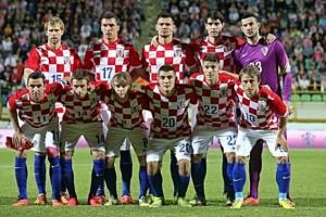 World Cup 2018 UEFA Qualifying Group I Croatia