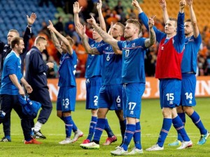World Cup 2018 UEFA Qualifying Group I Iceland