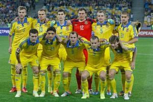 World Cup 2018 UEFA Qualifying Group I Ukraine