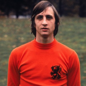 Young Johan Cruyff Leaves Role as Advisor at Ajax