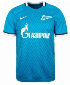 Zenit St Petersburg Home Shirt 2015 - 2016